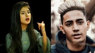 Arishfa Khan D SCLOSES Danish Zehens Real Girlfriends Name EXCLUS VE  Nterview