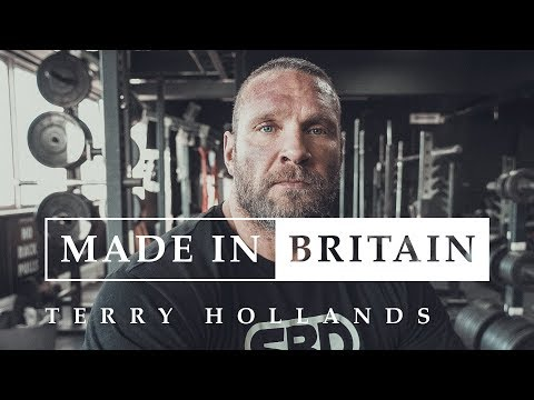 Made In Britain: Episode 14 – Terry Hollands