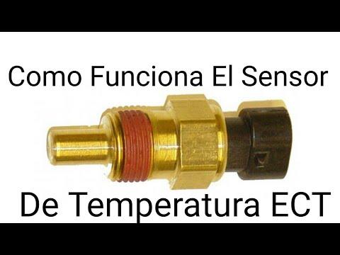 Como Funciona El Sensor De Temperatura De Tu Carro (ECT sensor)