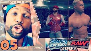 WWE Smackdown vs Raw 2007 Season Mode Part 5 - Spear