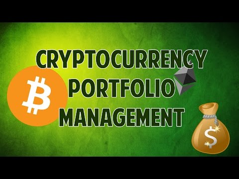 Cryptocurrency portfolio management - How many bitcoin and altcoins should you hold?