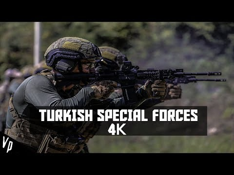 Turkish Special Forces 2018ᴴᴰ