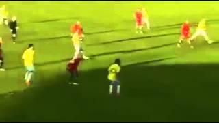 بالفيديو .. مهارات رائعة للاعب المصري أمير عادل مع فريقه السويدي