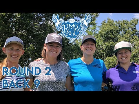 2017 Rocky Mountain Women's R2 Back 9 - Paige Pierce, Lisa Fajkus, McKayla Thomas, Val Jenkins