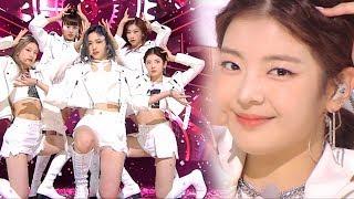 Gambar cover ITZY - WANNABE [SBS Inkigayo Ep 1041]
