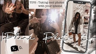 TIPS: taking Instagram photos on your iPhone + MORE || Tashietinks
