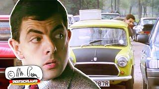 Mr. Beans Parkprobleme