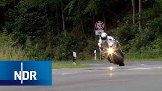 Oberharz: Jagd auf Motorrad-Raser | DIE REPORTAGE | NDR Doku