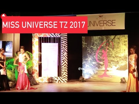 FULL VIDEO: Miss Universe Tanzania 2017