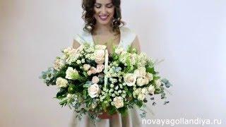 видео Подарочные корзины - купить подарочные корзины с доставкой, заказ подарочных корзин в Петербурге