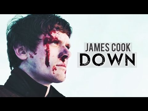 james cook | down