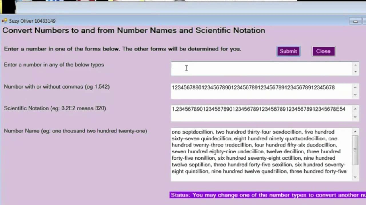 C computer program number to name and scientific notation c computer program number to name and scientific notation converter falaconquin