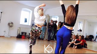 Christina Vanessa KC Ladies HH Bachata Ladies Style in Hamburg Ephrem J Una copa