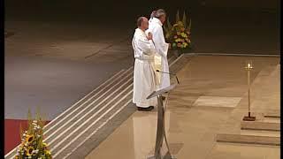 Procession eucharistique de Lourdes 16 août 2018