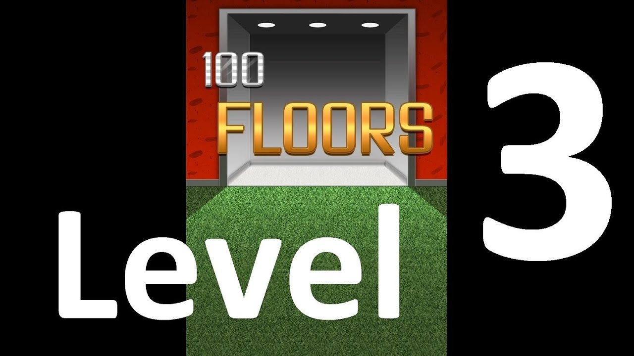 100 Floors Level 3 Annex Floor 3 Solution Walkthrough