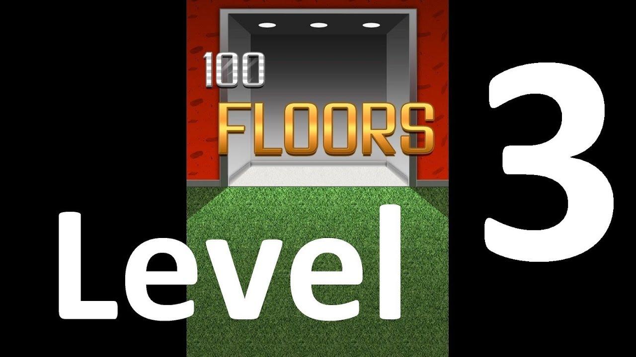 100 Floors Level 3 Annex Floor 3 Solution Walkthrough