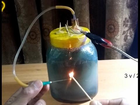 hydrogen generator , how to generate hydrogen gas