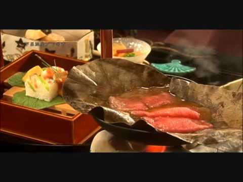 冬の飛騨路「料理」編