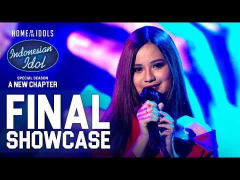 ANGGI - ON BENDED KNEE (Boyz II Men) - FINAL SHOWCASE - Indonesian Idol 2021