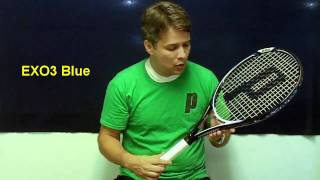 Video Prince EXO3 2011 Thunder Series Racquets Product Review download MP3, 3GP, MP4, WEBM, AVI, FLV November 2017