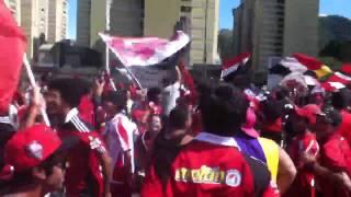 El puente se va a caer / Atlético Venezuela vs Caracas FC / 03-02-2013