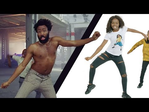 This Is America (Official Dance Tutorial Pt 1) by choreograp