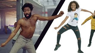 This Is America (Official Dance Tutorial) by choreographer | Sherrie Silver | Childish Gambino