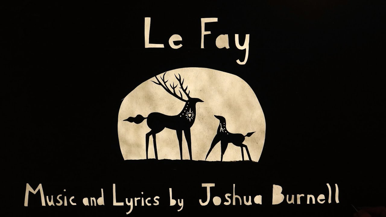 Le Fay - Joshua Burnell (Official Music Video)