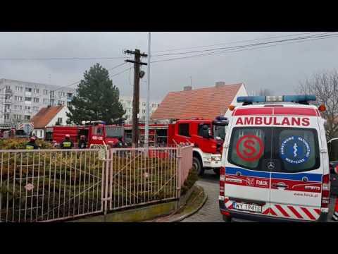 Brzeg: Jedna osoba zginęła w pożarze domu przy ulicy Grudziądzkiej