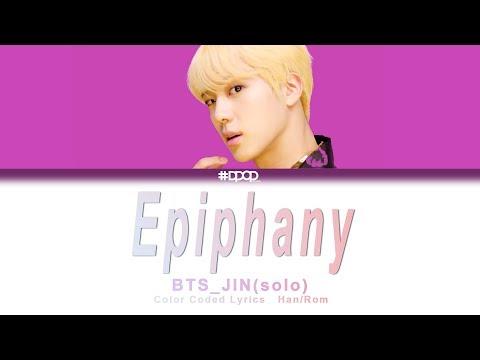 BTS(방탄소년단) 진 - Epiphany / Lyrics [ Han_Rom / rocket upload ]