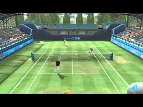 Wii U Wii Sports Club