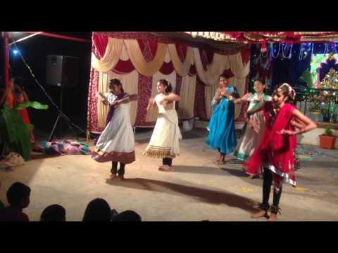 Akshaya Ganesh Chaturthi dance 5 Sep 16