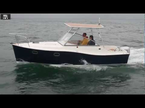 Motor Boats Monthly test Winchester 20 MBM review