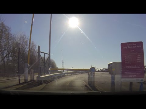 How To Get To The Official On-site Long Stay Car Park At London Luton Airport