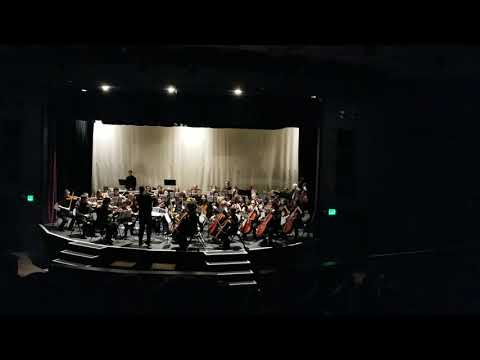 Dvořák, Symphony No. 9, III. Scherzo: Molto vivace by Youth Symphony