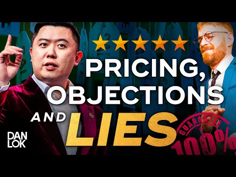 Pricing, Price Objections, And Lying Customers