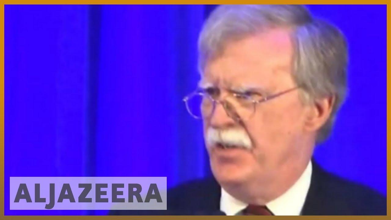 ⚖️ ICC undeterred by John Bolton's threats   Al Jazeera English