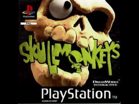 Skullmonkeys - Soundtracks
