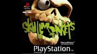 Skullmonkeys - Soundtracks