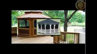 Hardtop Gazebo - Where And How To Find Them In The Usa