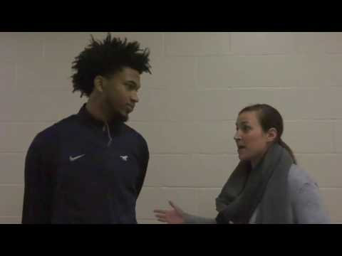 2018 #1 MARVIN BAGLEY INTERVIEW AT LES SCHWAB INVITATIONAL