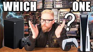 PS5 VS XBOX SERIES X - Happy Console Gamer