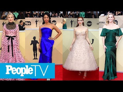 25th Annual SAG Awards: Live From The Red Carpet With PEOPLE, EW & TNT | PeopleTV