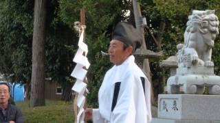20130414建部祭り スライド卯の刻