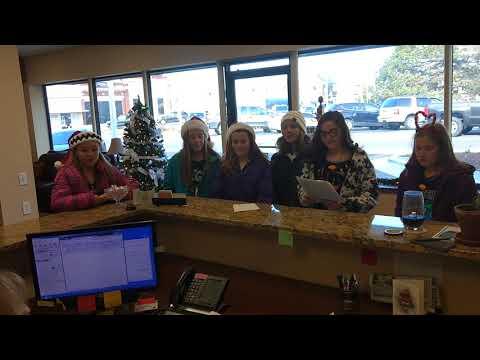 Marshfield Junior High School Student Council Christmas Carols