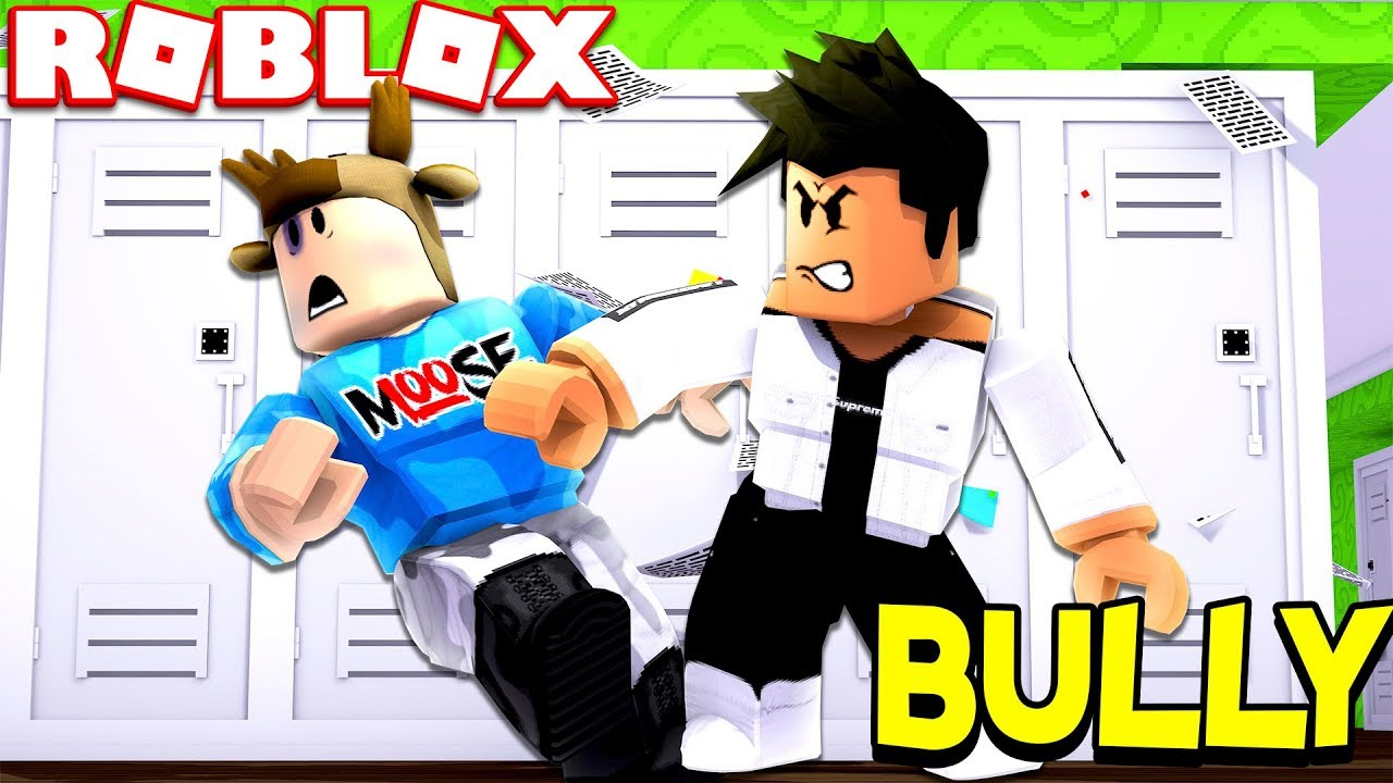 Download ROBLOX BULLY SIMULATOR! (ROBLOX BULLY STORY)