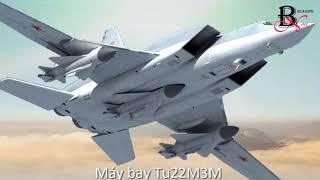 Nga nâng cấp khủng Tu-22M3, thừa sức đánh chìm biên đội Tàu sân bay Mỹ?