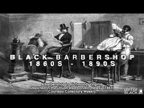 Left Of Black - Black Barbershop