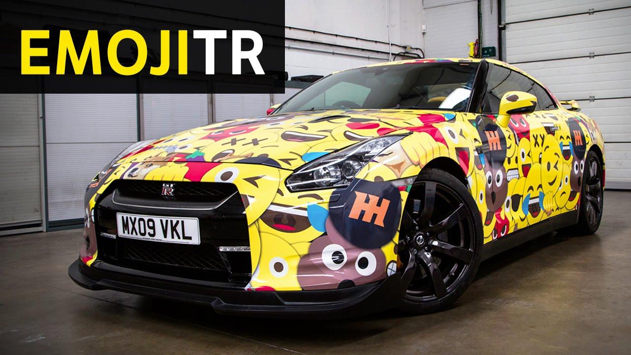 Cars For 3000: EmojiTR: Car Throttle's Crazy Gumball 3000 Car!