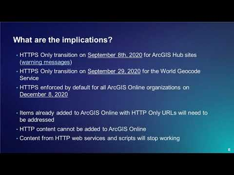 What You Need to Know About the ArcGIS Online Transition to HTTPS Only